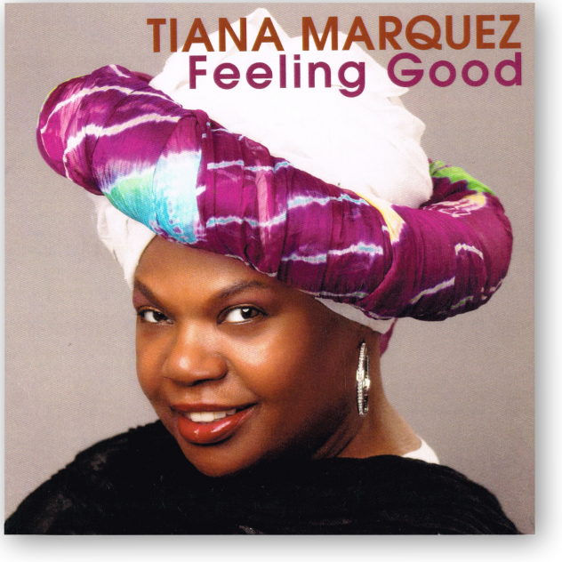 Feeling Good CD Cover Art